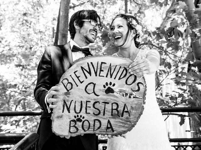La boda de Miguel y Ana en Granada, Granada 28