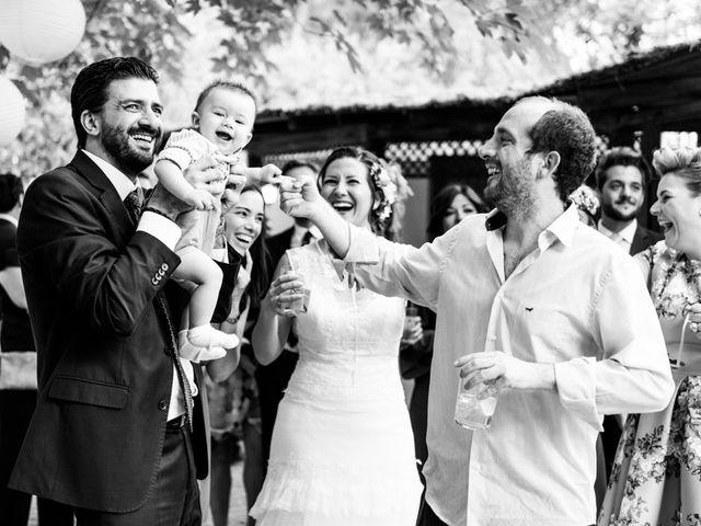 La boda de Miguel y Ana en Granada, Granada 40