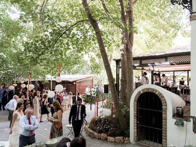 La boda de Miguel y Ana en Granada, Granada 44