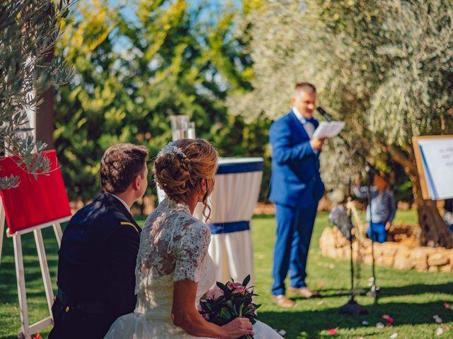 La boda de David y Pilar en La Gineta, Albacete 2