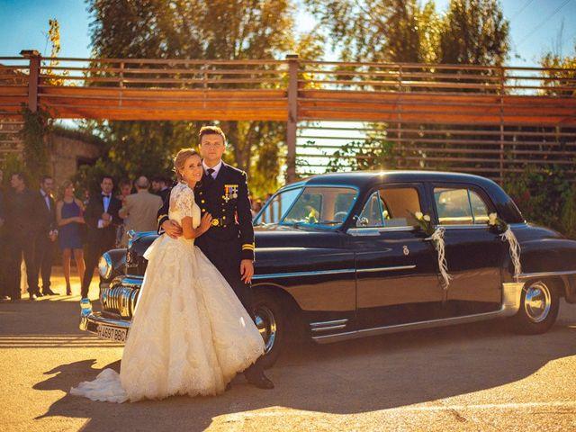 La boda de David y Pilar en La Gineta, Albacete 3