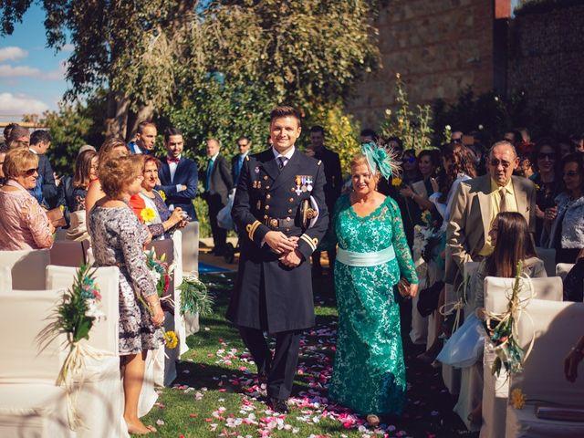 La boda de David y Pilar en La Gineta, Albacete 11