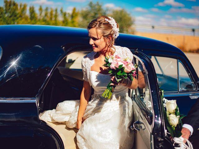 La boda de David y Pilar en La Gineta, Albacete 12