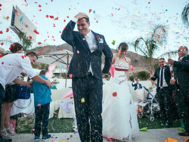 La boda de Miguel Angel y Christina en Murcia, Murcia 2