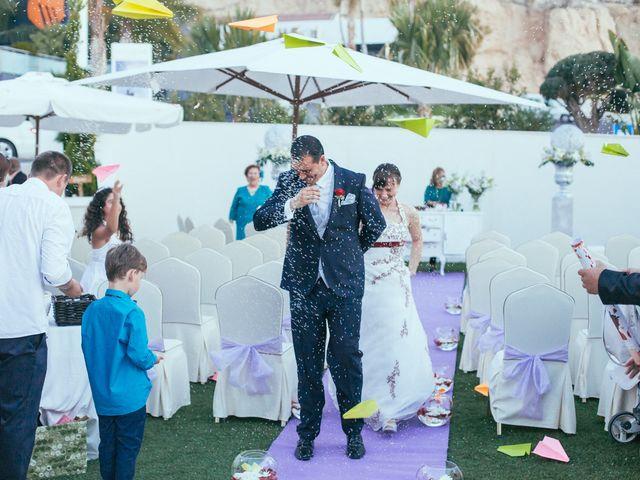La boda de Miguel Angel y Christina en Murcia, Murcia 4