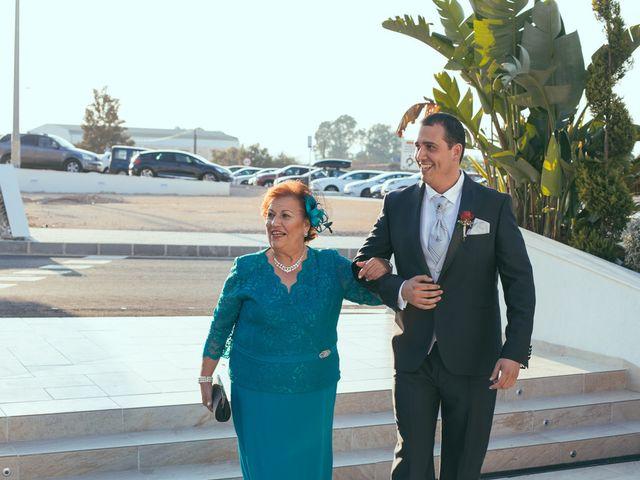 La boda de Miguel Angel y Christina en Murcia, Murcia 13