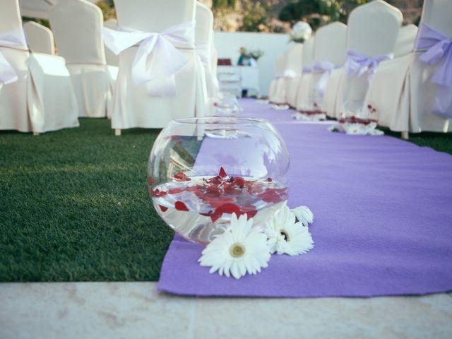 La boda de Miguel Angel y Christina en Murcia, Murcia 14