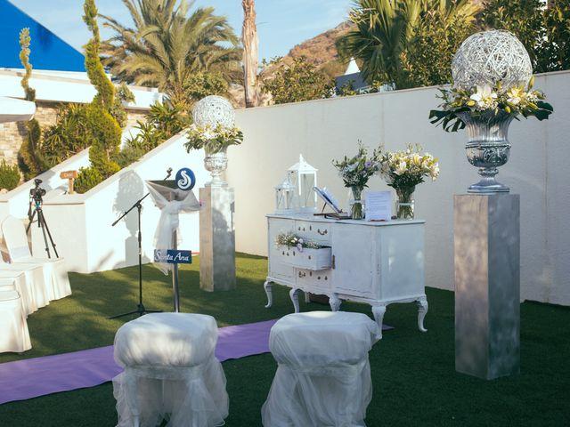 La boda de Miguel Angel y Christina en Murcia, Murcia 15