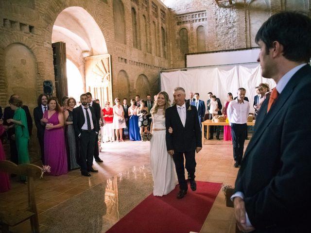 La boda de Alberto y Leticia en Zamora, Zamora 1