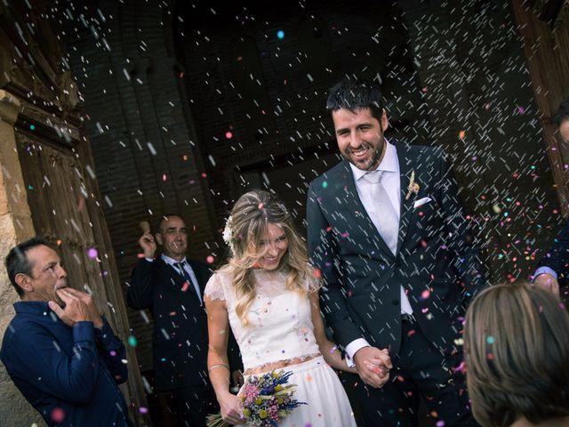 La boda de Alberto y Leticia en Zamora, Zamora 16