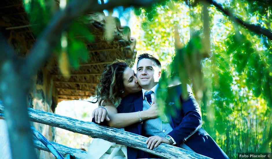La boda de Ivan y Sandra en Zarza De Granadilla, Cáceres