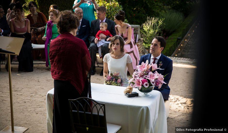 La boda de Ismael y Elisa en Toledo, Toledo