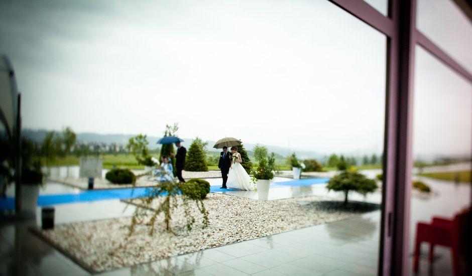 La boda de Aida y Javi en Corvera, Asturias