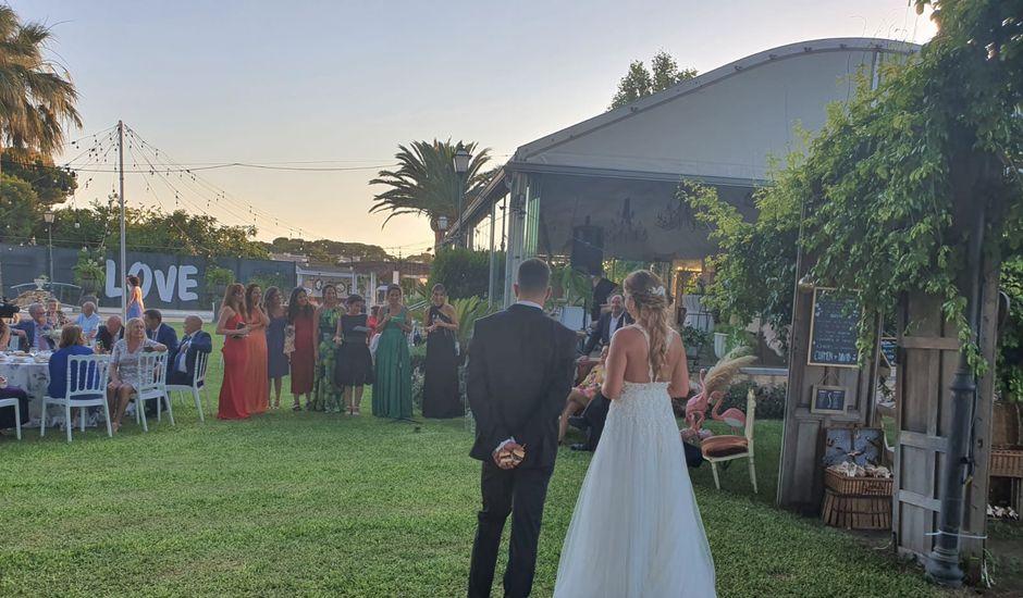 La boda de David y Carmen  en Mutxamel, Alicante