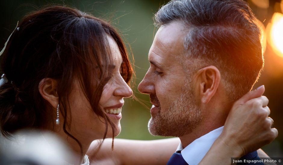 La boda de Carlitos y Sole en Chinchon, Madrid