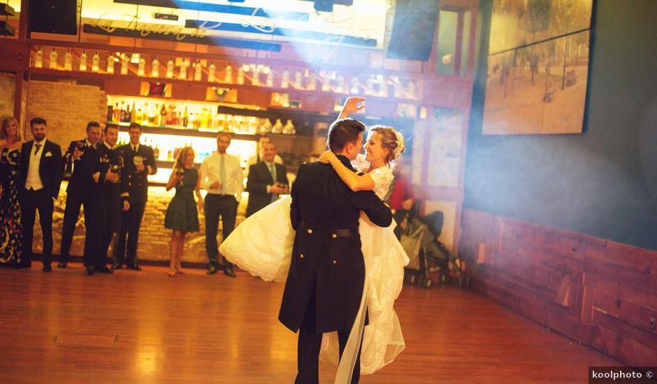 La boda de David y Pilar en La Gineta, Albacete