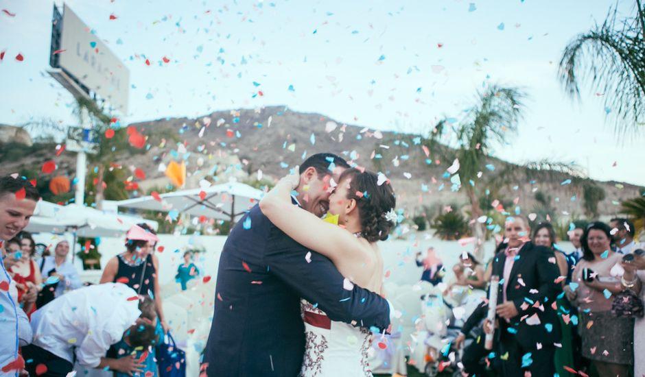 La boda de Miguel Angel y Christina en Murcia, Murcia