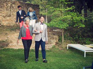 La boda de Andrew y Josep 2