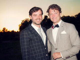 La boda de Andrew y Josep