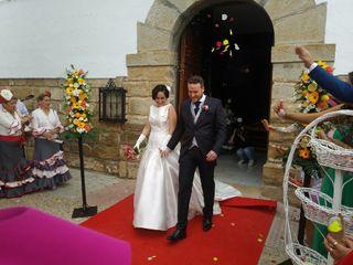 La boda de Rocío  y francisco javier