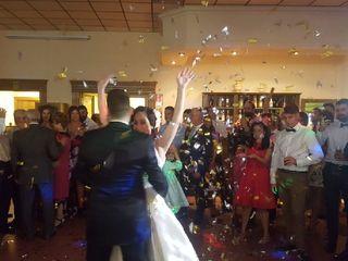 La boda de Rocío  y francisco javier 2