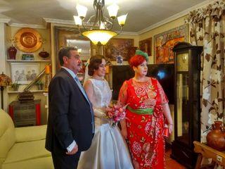 La boda de Rocío  y francisco javier 3