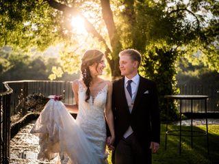 La boda de Beatriz y Pablo