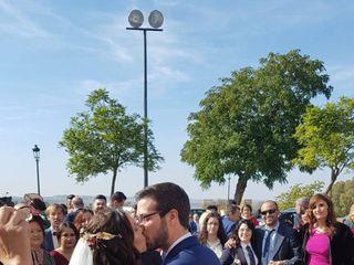 La boda de Daniel y Leticia 1