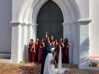 La boda de Daniel y Leticia