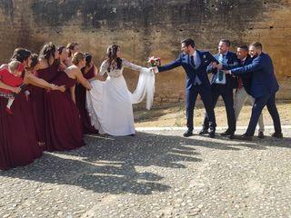La boda de Daniel y Leticia 3
