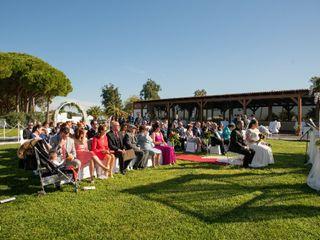 La boda de Pablo y María del Pilar