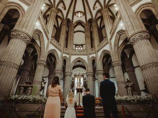 La boda de Miguel y Kasia