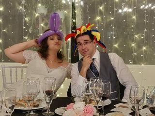 La boda de Beatriz y Jesus