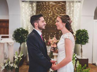 La boda de Nieves y Ramón