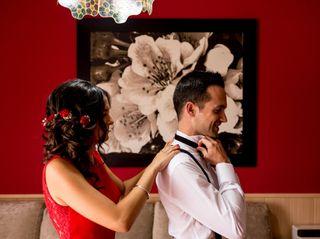 La boda de Carlos y Alfonso 1