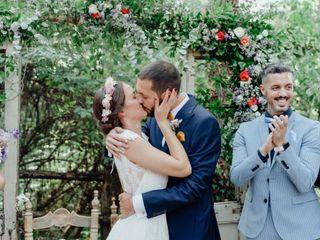 La boda de Claudia y Guillermo
