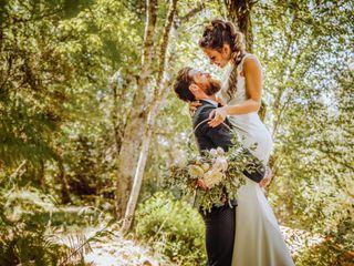 La boda de Allende y Breixo