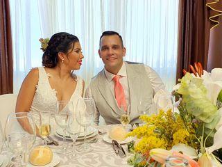 La boda de Gissel y Daniel