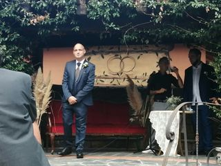 La boda de Raúl y Jose Maria 2