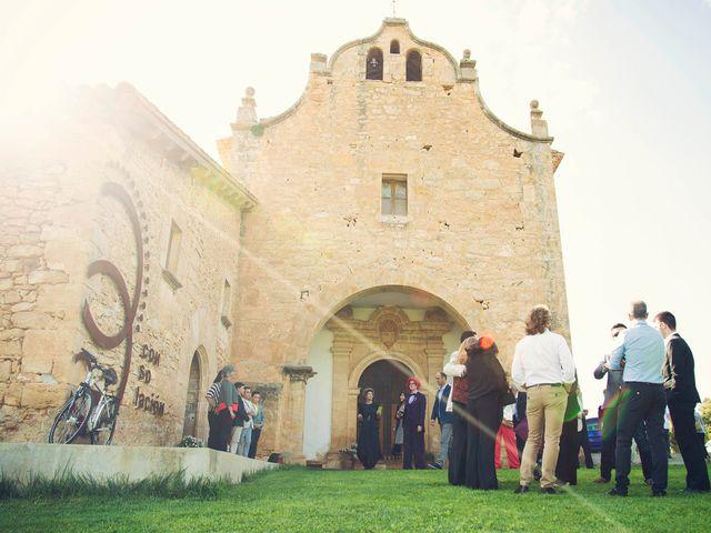 La boda de Josep y Andrew en Monroyo, Teruel 1