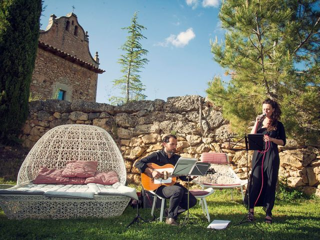 La boda de Josep y Andrew en Monroyo, Teruel 5