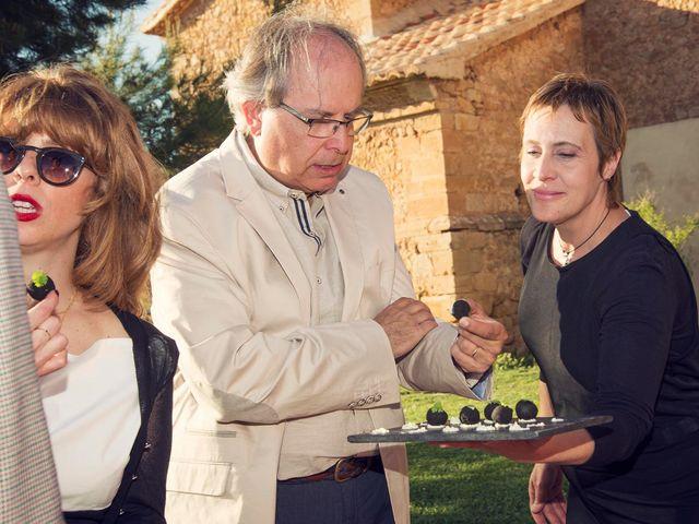 La boda de Josep y Andrew en Monroyo, Teruel 8