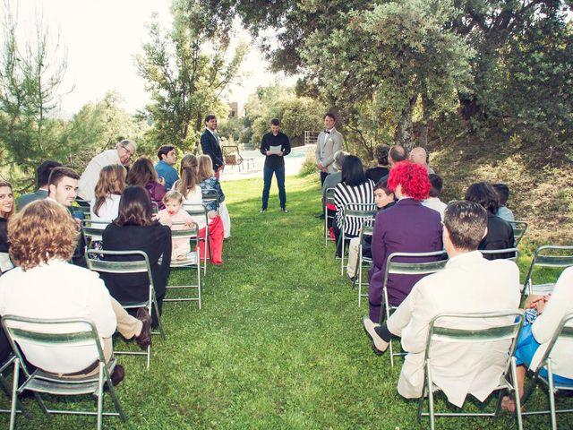 La boda de Josep y Andrew en Monroyo, Teruel 9