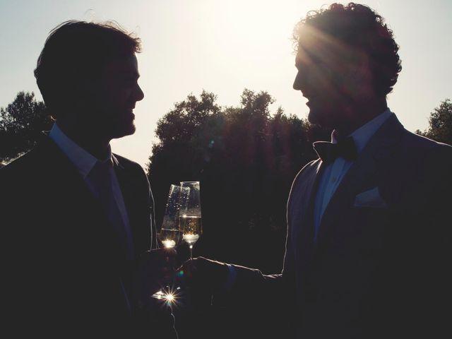 La boda de Josep y Andrew en Monroyo, Teruel 11
