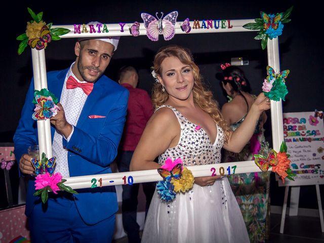 La boda de Marta y Manuel