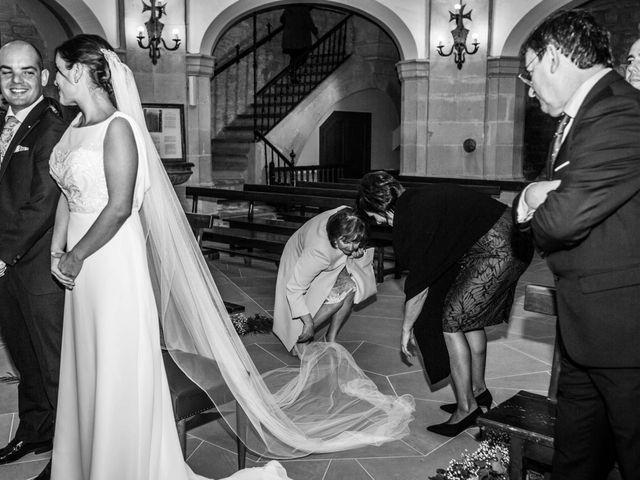 La boda de Guzman y Elsa en Elciego, Álava 40
