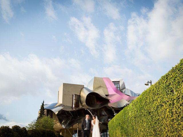 La boda de Guzman y Elsa en Elciego, Álava 2