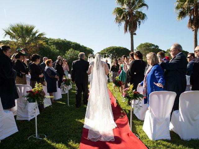 La boda de María del Pilar y Pablo en Chiclana De La Frontera, Cádiz 2