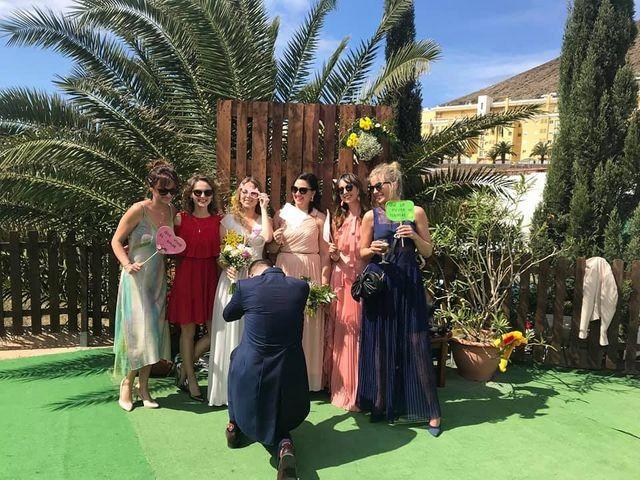 La boda de Kasia y Miguel en Arucas, Las Palmas 11