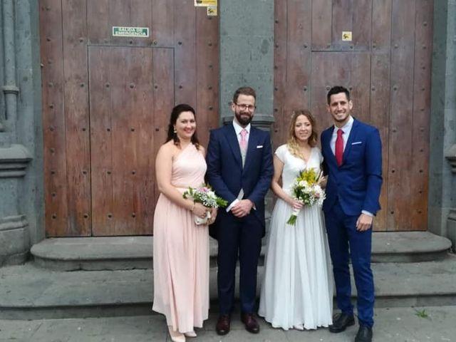 La boda de Kasia y Miguel en Arucas, Las Palmas 14